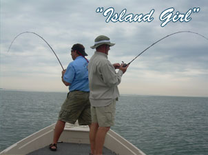 Sportfishing Charters aboard the Island Girl